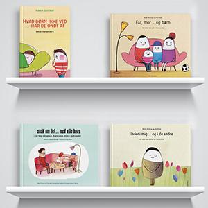 Køb alle Karen Glistrups bøger her
