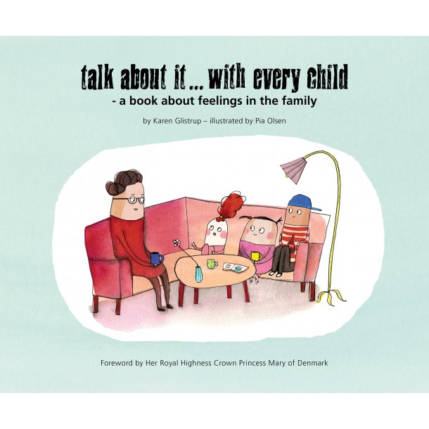 Talk about it ... with every child - Class set of 30 books