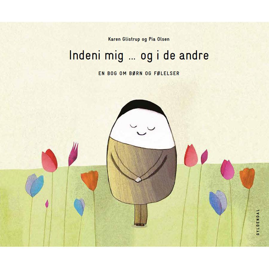 Bogen 'Indeni mig ... og i de andre' af Karen Glistrup